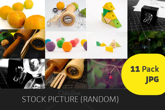 Stock Pictures 11 Pack JPG