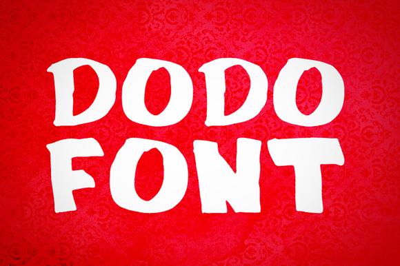 Dodofont