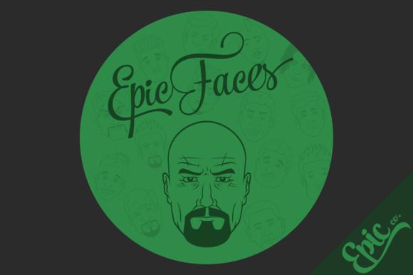 Epic Faces Avatar Creator