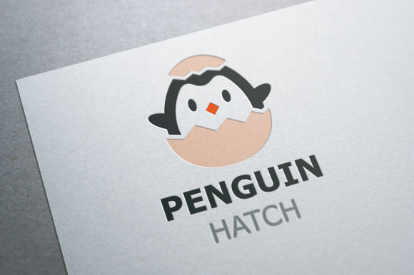 Penguin Hatch Logo