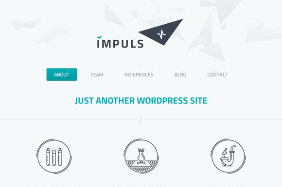 IMPULS Responsive HTML Template