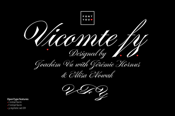 VICOMTE FY Regular