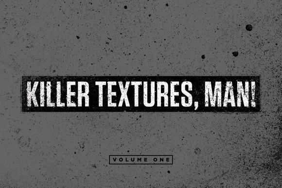 Killer Textures Man