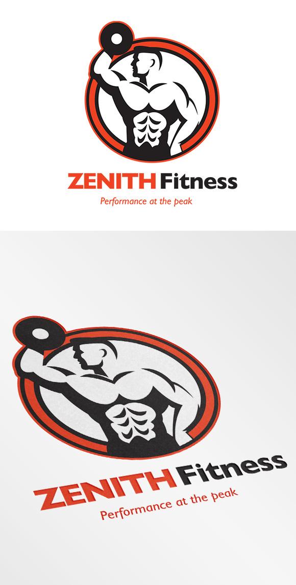 Zenith Fitness Logo
