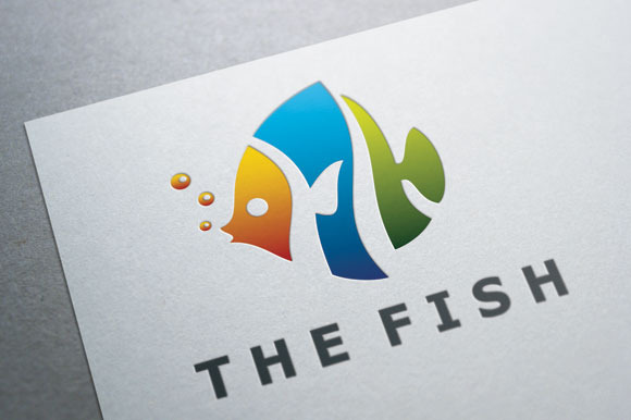 The Fish Logo