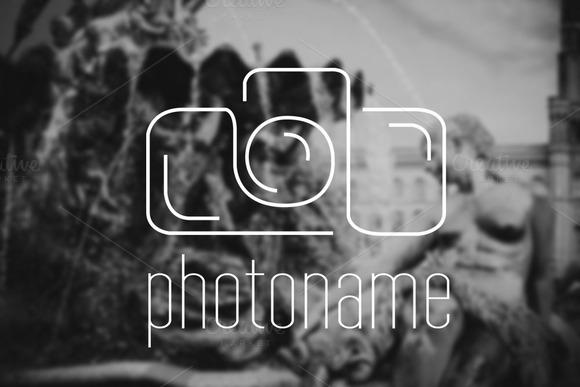 Simple Photo Logo