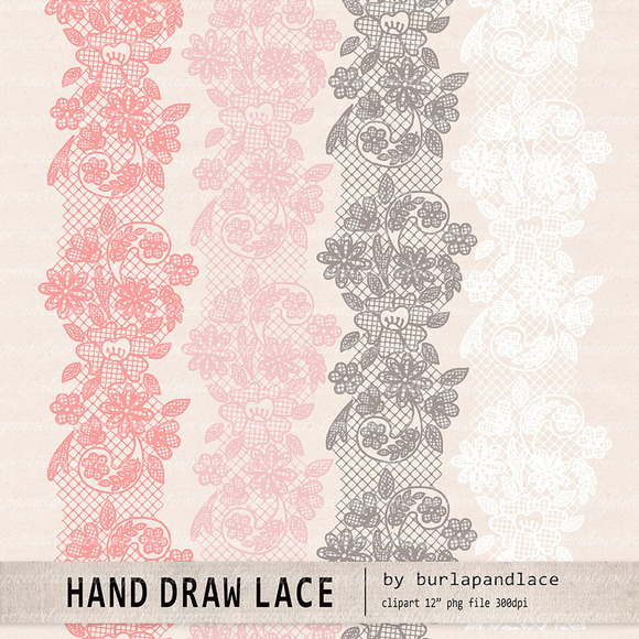 Wedding Invitation Lace