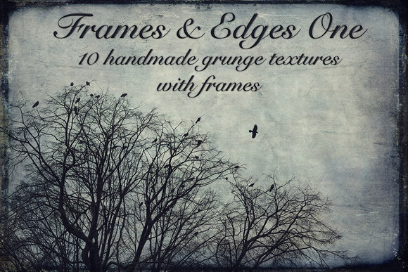 Frames And Edges One Textures