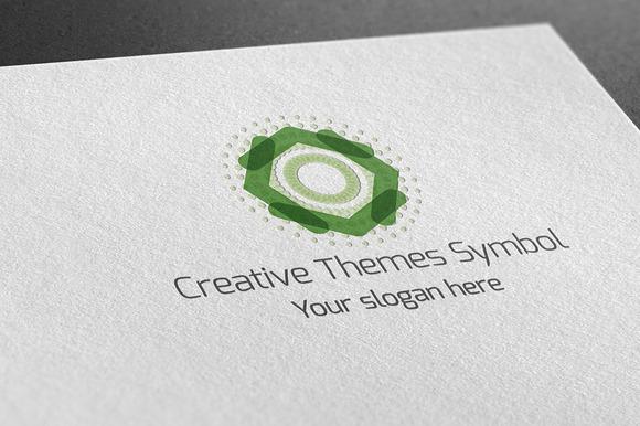Creative Themes Symbol Logo
