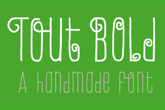 Tout Bold