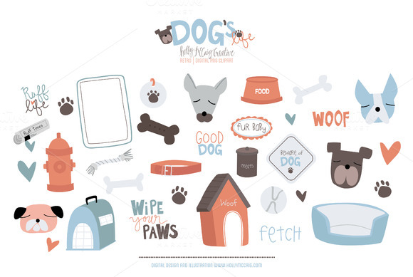 Dogs Life PNG Clipart