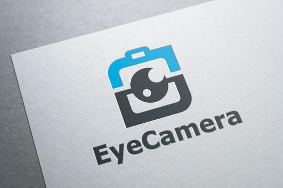 Eye Camera Logo