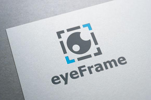 Eye Frame Logo