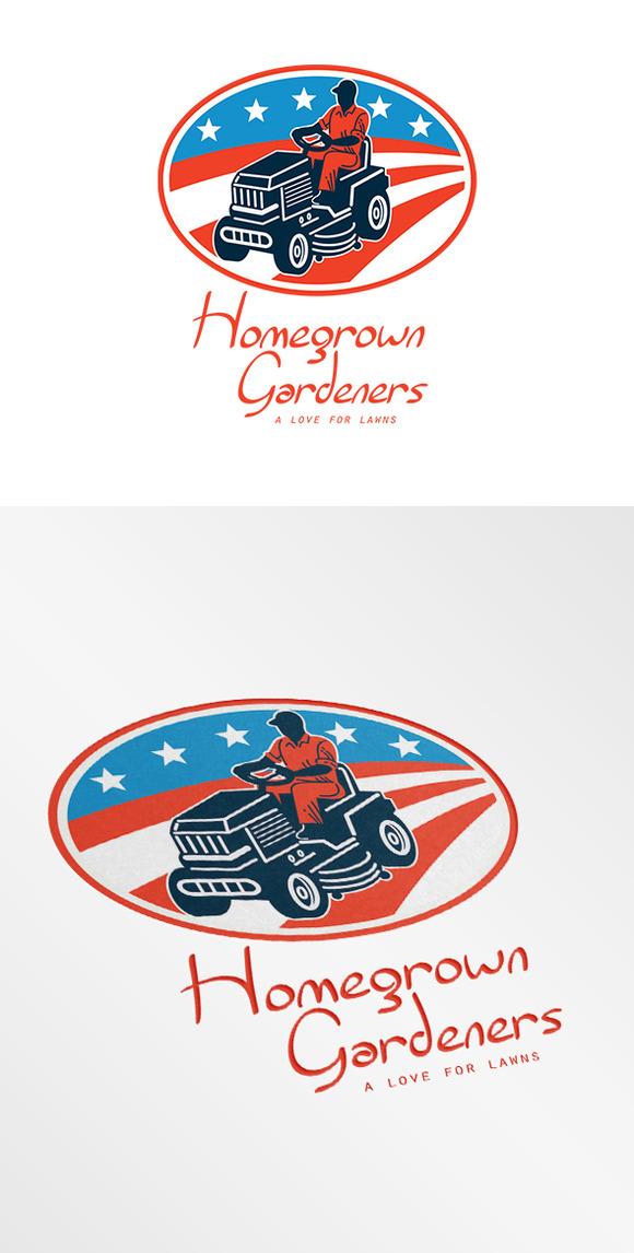 Homegrown Gardeners Logo