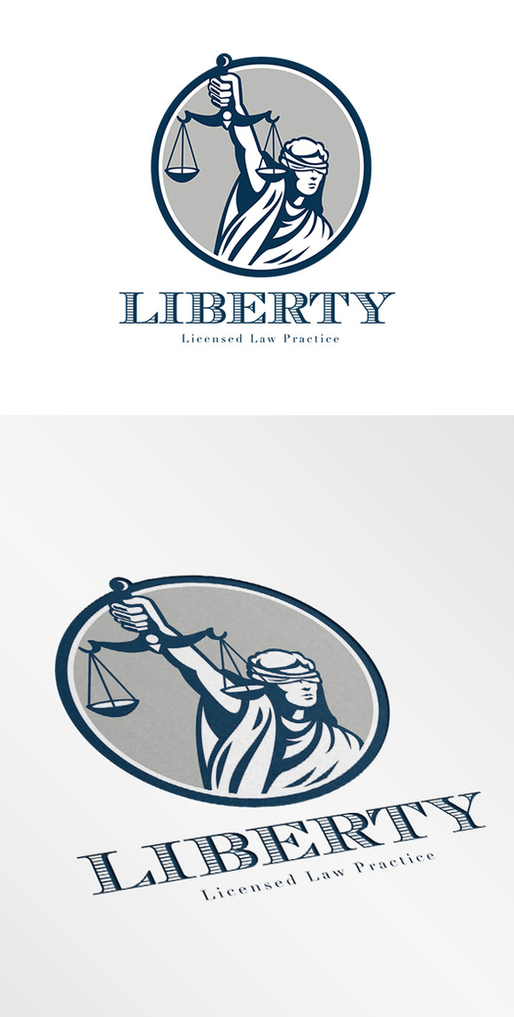 Liberty Law Practice Logo