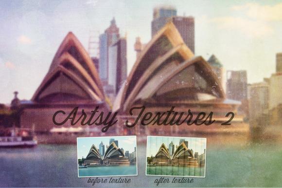 Artsy Textures 2