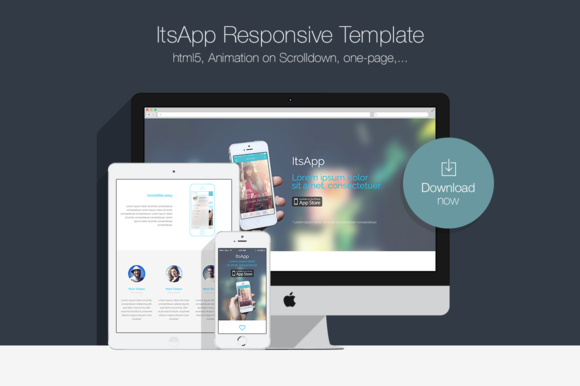 ItsApp IPhone App Template