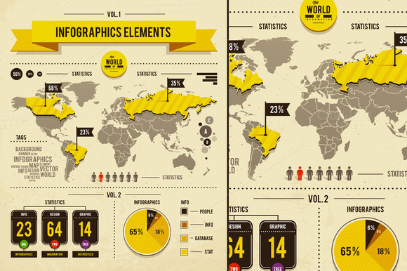 Infographics Elements #1