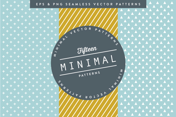 Fifteen Minimal Patterns