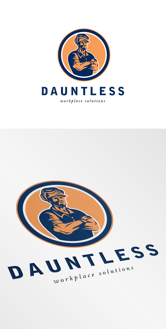 Dauntless Workplace Solution Logo