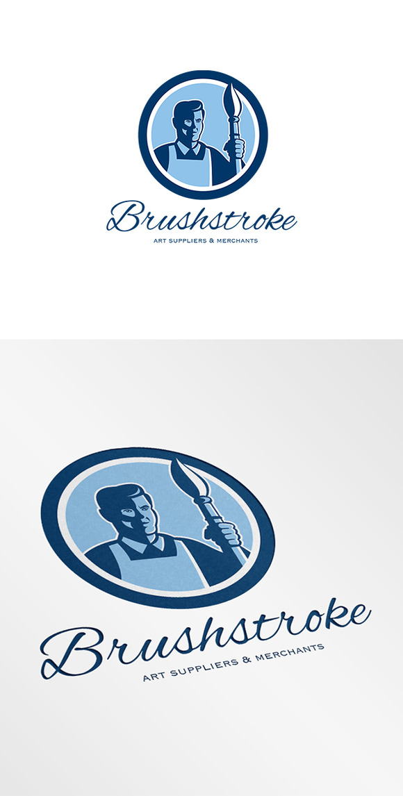Brushstroke Art Suppliers And Mercha