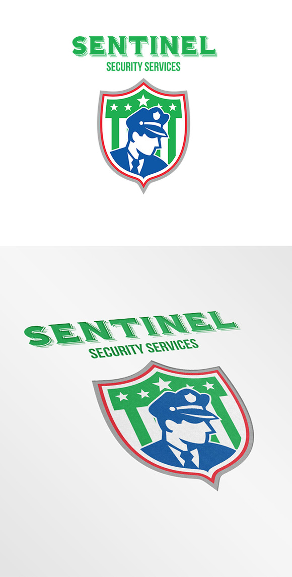 Sentinel Security Services Logo