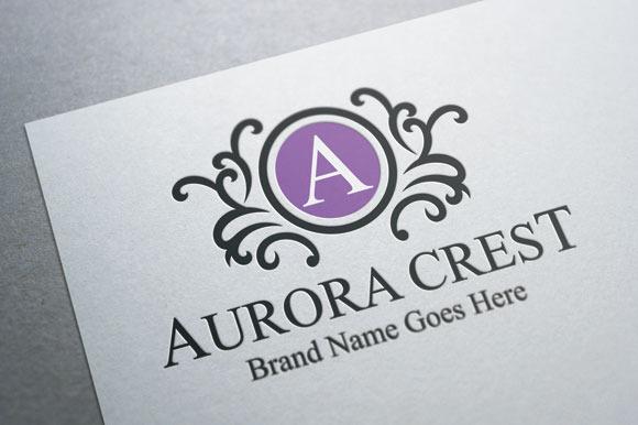 Aurora Crest Logo