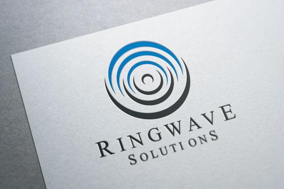 Ring Wave Logo