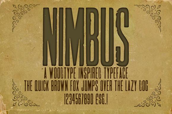 Nimbus Condensed