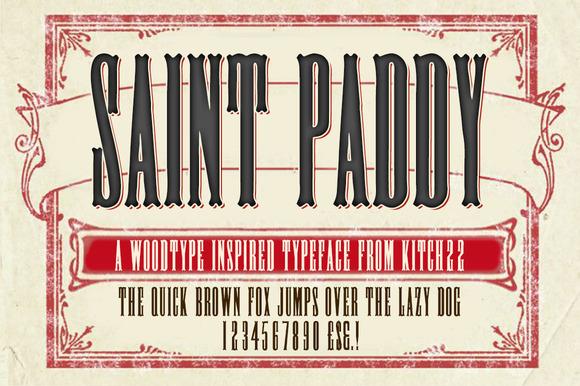 St Paddy