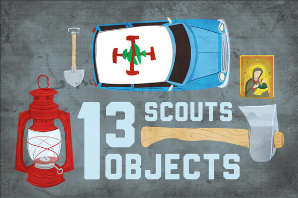 Scouts Objects