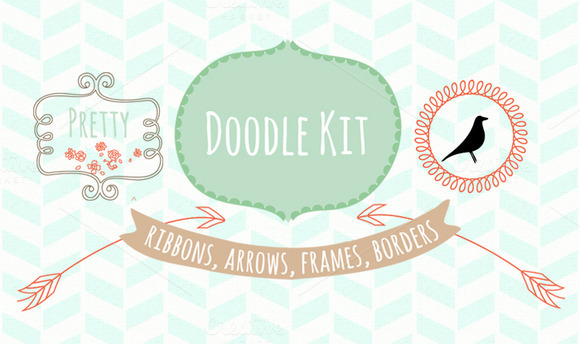 Pretty Doodles Kit