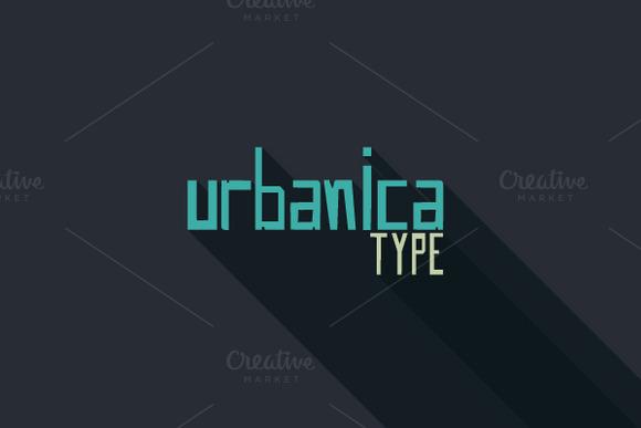 Urbanica Type