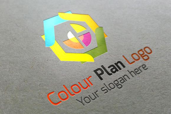 Colour Plan Logo
