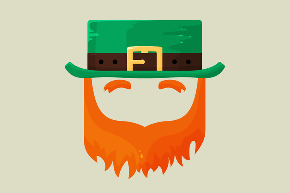 Irish St Patricks Day Leprechaun