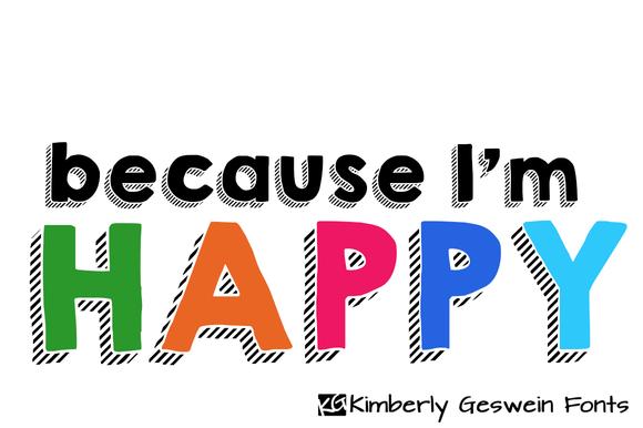 KG HAPPY