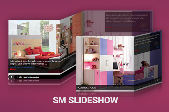 SM Slideshow Magento Module