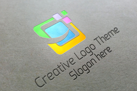 Creative Logo Theme