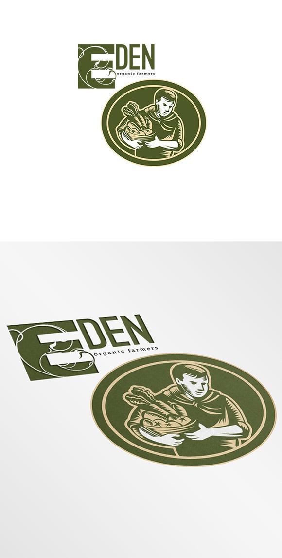 Eden Organic Farmers Logo