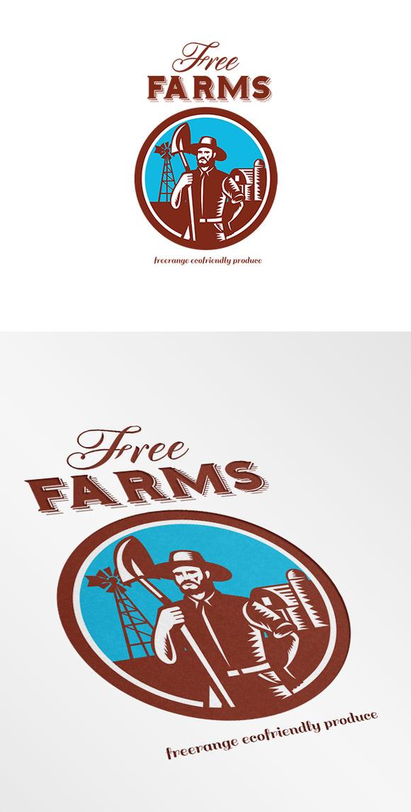Free Farms Freerange Ecofriendly Pro