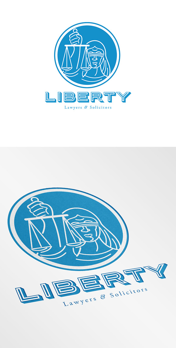 Liberty Lawyers Logo