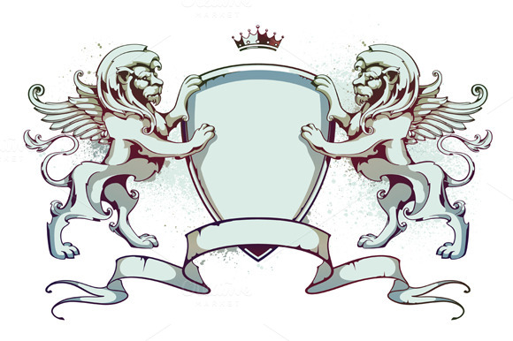 Coat Of Arms Vector #2