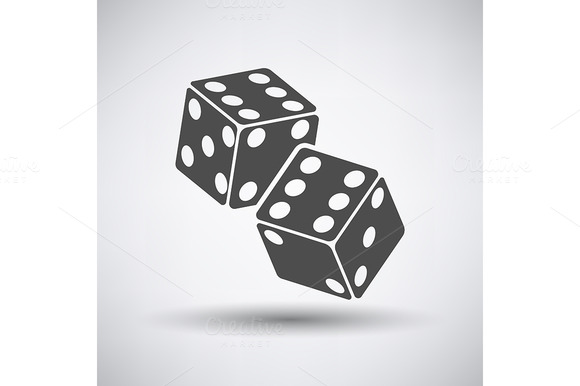 Craps Cubes Icon