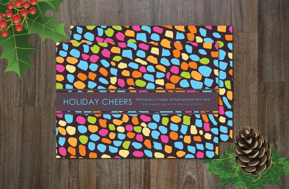 Holiday Non-Photo Card