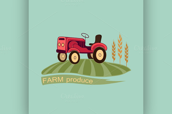 Farm Logo And Emblem