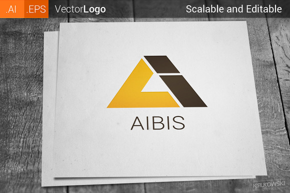 Letter A Company Logo
