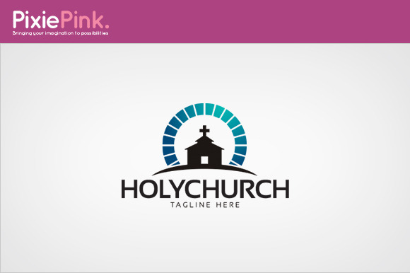 Holy Church Logo Template