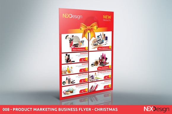 Product Flyer Christmas