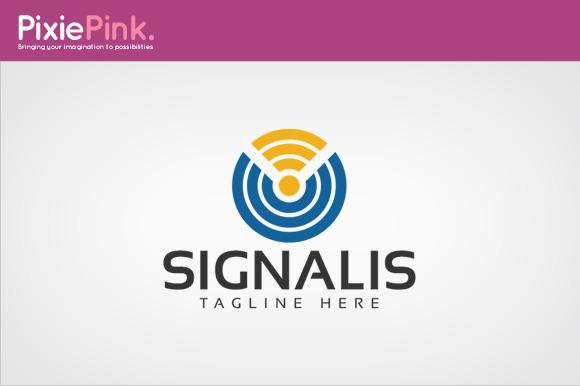 Signalis Logo Template