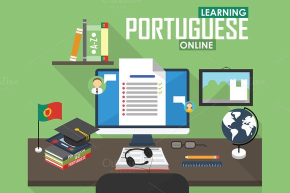 E-learning Portuguese Language
